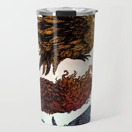 Legendary Birds Travel Mug