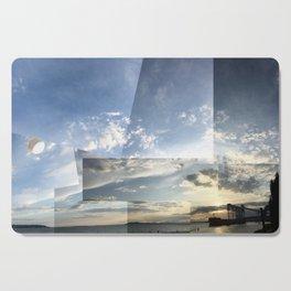 Seattle Sky Cutting Board