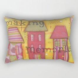 Making Memories Rectangular Pillow