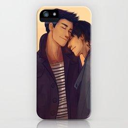 Malec iPhone Case