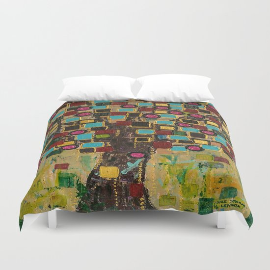 :: Jewel Tree :: Duvet Cover