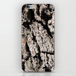 TEXTURES: Englemann Oak Bark iPhone Skin