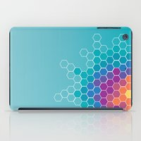 honeycomb iPad Cases featuring Honeycomb by AleyshaKate