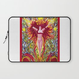 Warrior Goddess Shannon Laptop Sleeve