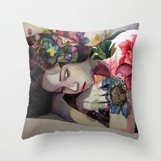 Indelible Throw Pillow