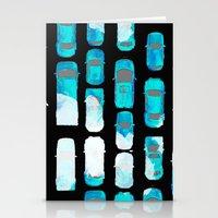 cars Stationery Cards featuring Cars by Anna Pellegrini Annamonium