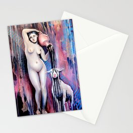La Source Maudite Stationery Cards