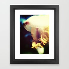 flowerII Framed Art Print