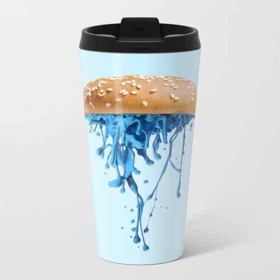 JELLYBURGER Metal Travel Mug