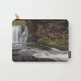 Sgwd Ddwli Isaf waterfalls Carry-All Pouch