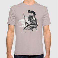Oboe Warrior SMALL Cinder Mens Fitted Tee