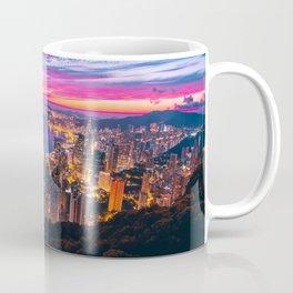 Sunset City (Color) Coffee Mug