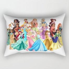 Filipiniana Princesses Rectangular Pillow
