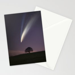 Comet 'Neowise' Stationery Cards