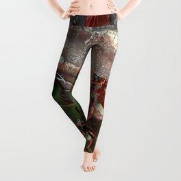 Red Ivy Leggings