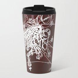 Intricate  Travel Mug