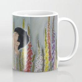 Daydreams and Foxglove Coffee Mug