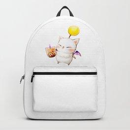 Moogle Bubble Tea Backpack