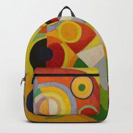 "Robert Delaunay ""Rythme, Joie de vivre"" Backpack"