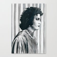 Transvestite Canvas Print