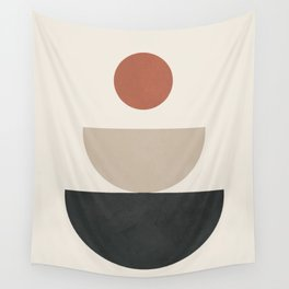 Geometric Modern Art 30 Wall Tapestry