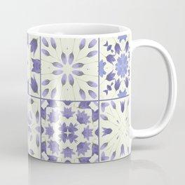 Flower Bell Azulejos Coffee Mug