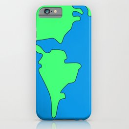 Earth (7-2-19) iPhone Case