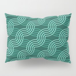 Op Art 55 Pillow Sham