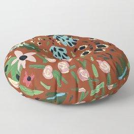 More Snakes Floor Pillow