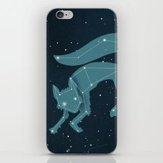 Star Fox (Vulpes astra) iPhone & iPod Skin
