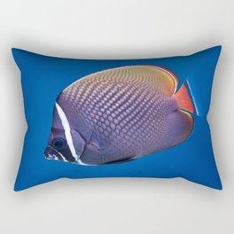 Redtail butterflyfish Rectangular Pillow