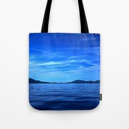 Ionian sea Tote Bag