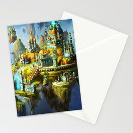 Amazing City Stationery Cards