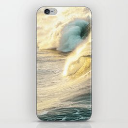 Nautical Crash iPhone Skin