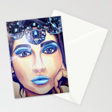 Neptune - by Ashley-Rose Standish Stationery Cards