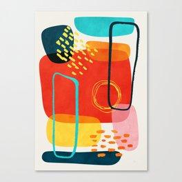 Ferra Canvas Print