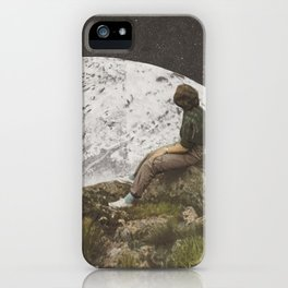 Low Light iPhone Case