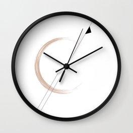 Pierce Wall Clock