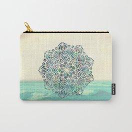 Mandala Mermaid Oceana Carry-All Pouch
