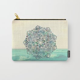 Mandala Mermaid Oceana Carry-All Pouch