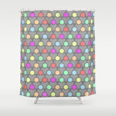 Careless Woman Pattern V2 Shower Curtain