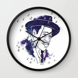 Duke Ellington Wall Clock