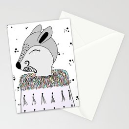 Miss Hata Stationery Cards