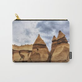 Kasha Peaks Carry-All Pouch