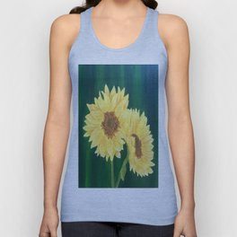 Here's to Summer Unisex Tank Top