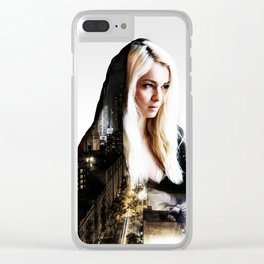 The Locked City Clear iPhone Case