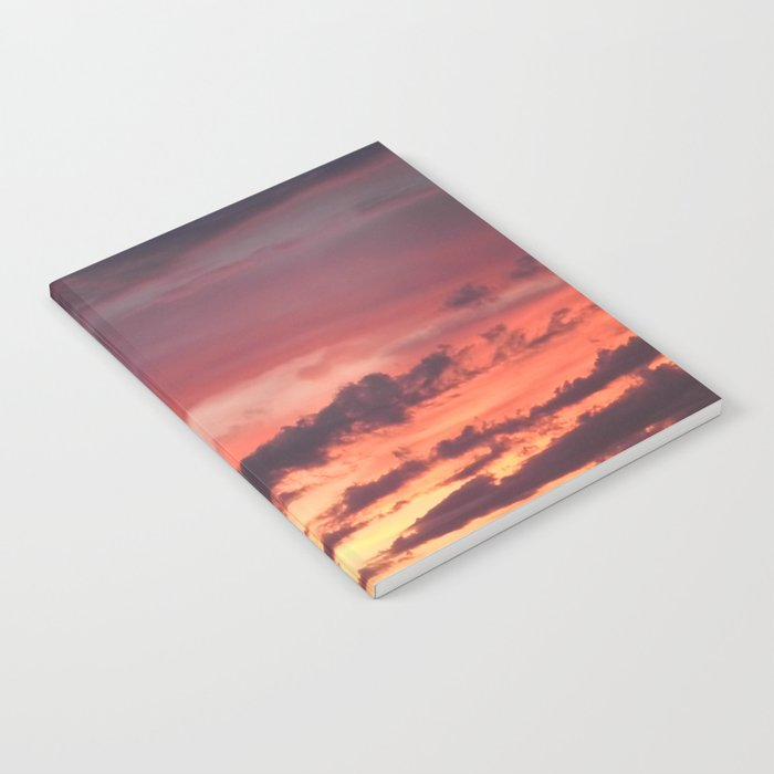Sunrise Sherbet Notebook