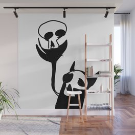 Behold! Wall Mural