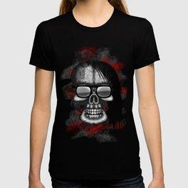 Skrill style ErrorFace Skull T-shirt