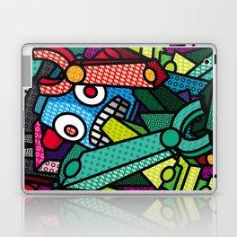 Artsy Bot Laptop & iPad Skin